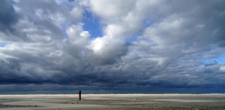 Strand bij de Boschplaat
