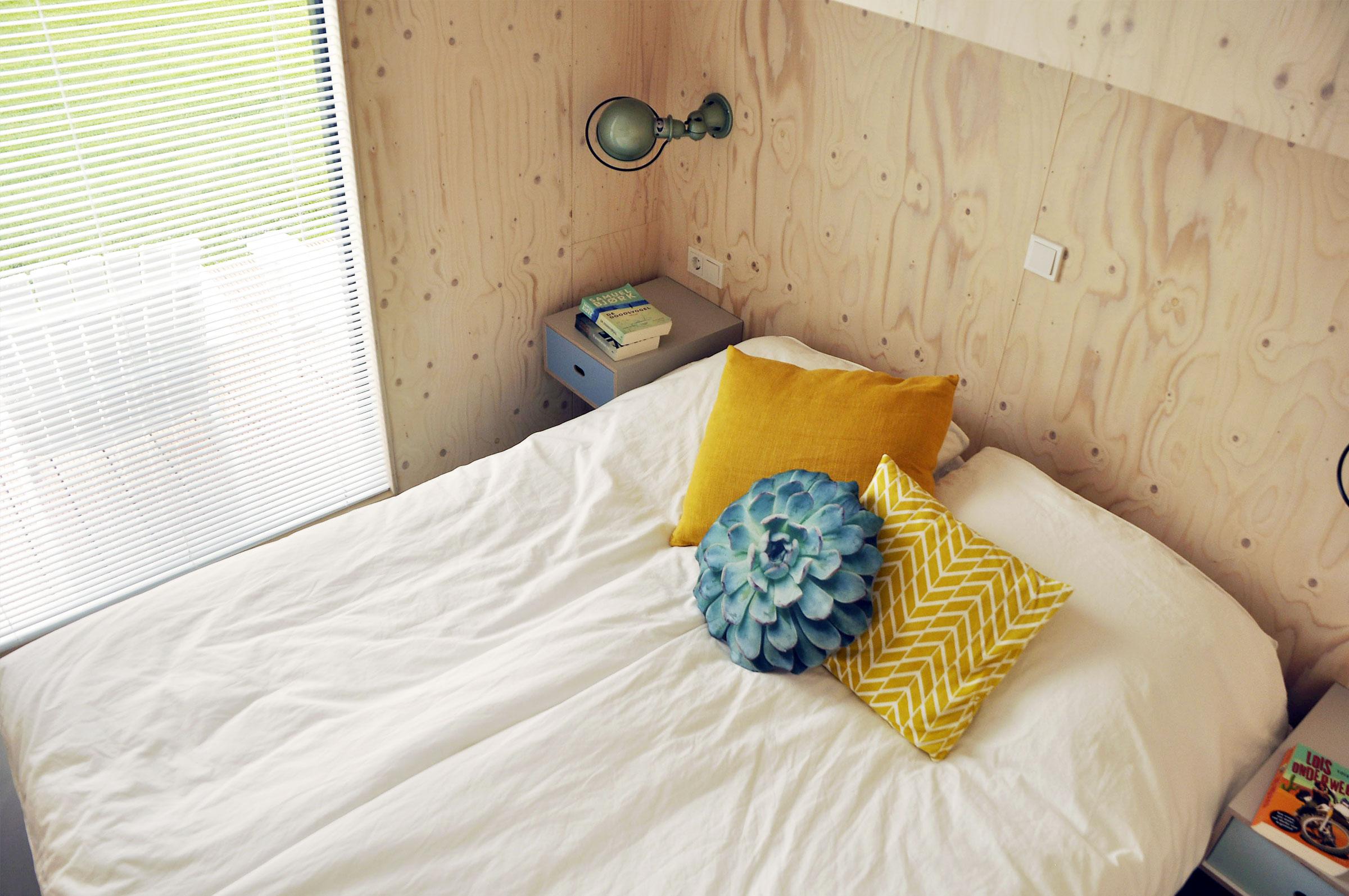 Slaapkamer 1 in Noardewyn