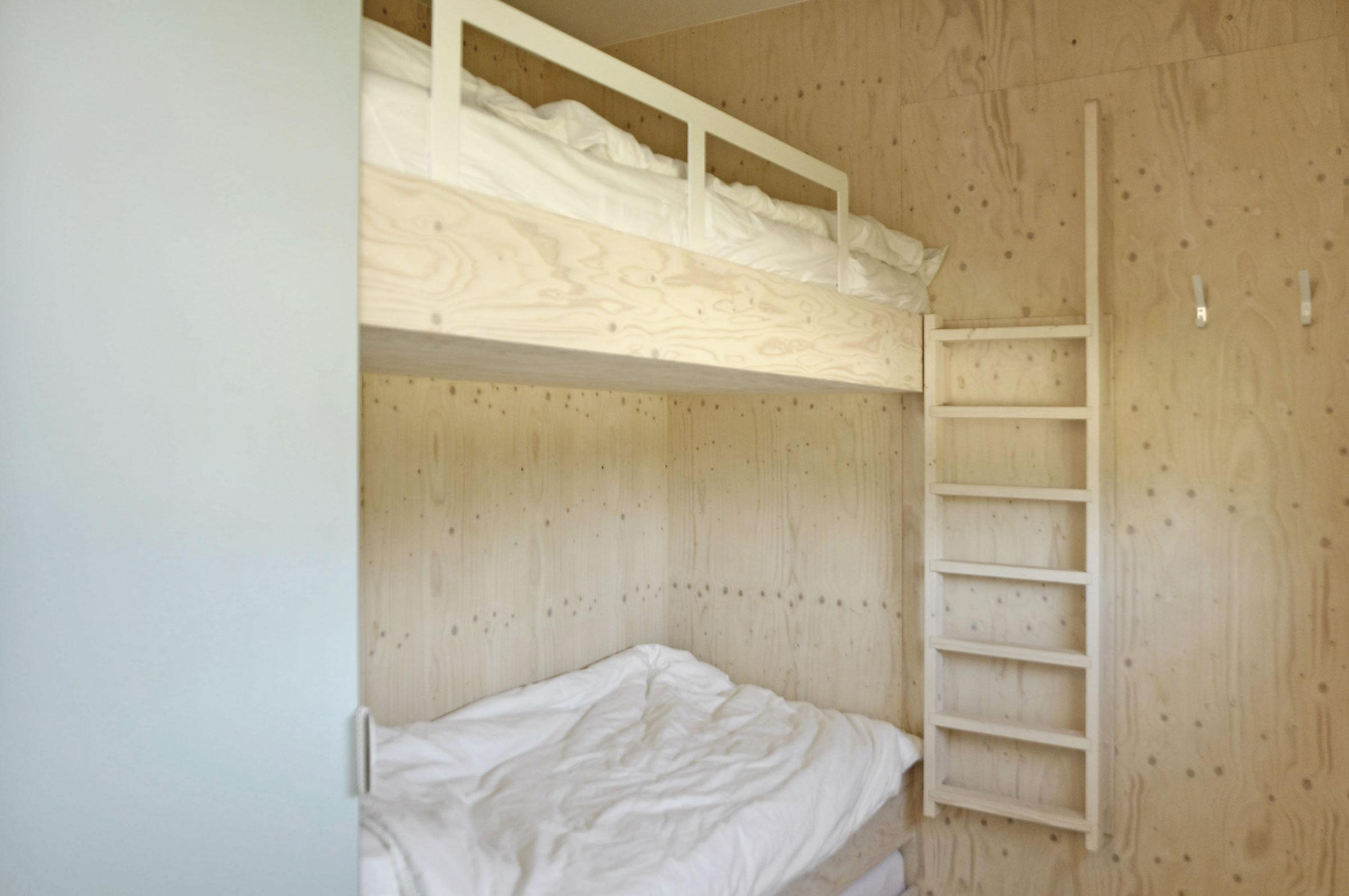 Slaapkamer 2 in Noardewyn
